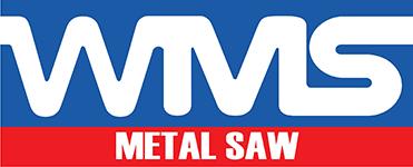 WMS METAL SAW Logo
